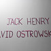 Jack Henry and David Ostrowski at Nudashank