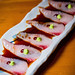 Kingfish and Jalapeño Carpaccio: En Toriciya, Crows Nest. Sydney Food Blog Review