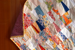 Recess Babyquilt | by berlinquilter
