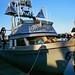 Squid Boat Seniavin Sunset - Fujica GW690 - Astia 100F