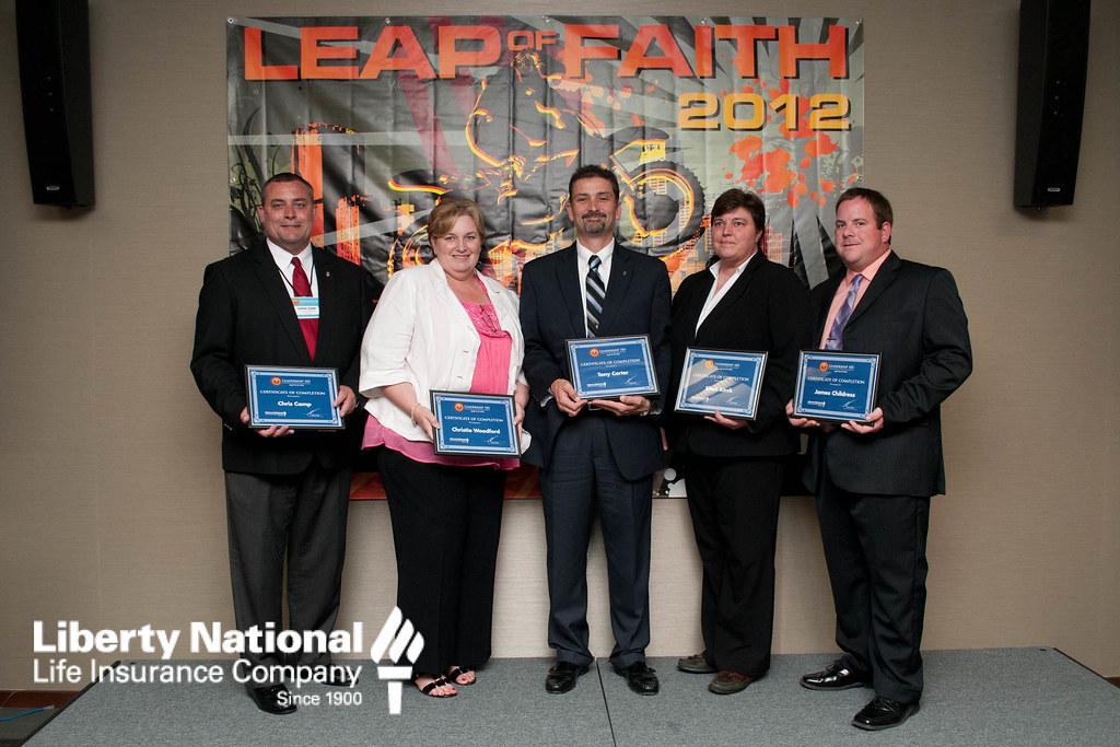 Liberty National Life Insurance Company: Tony Carter Branc ...