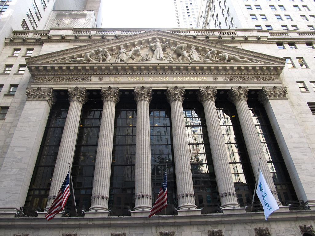 New York Stock Exchange Manhattan New York The New