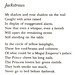 Jackstraws by Charles Simic