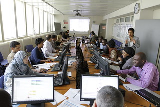 National Data Center Capacity Building training course | by The Official CTBTO Photostream