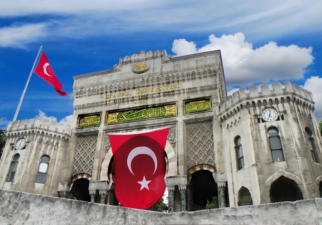 Istanbul University, Turkey | The history of the Istanbul ...