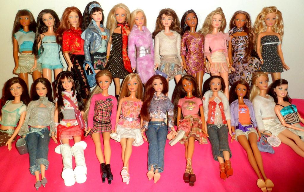 Fashion fever barbie 2004 41