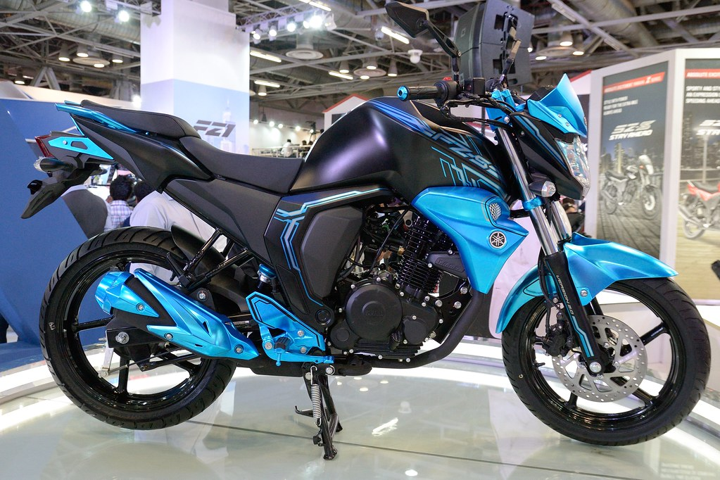 Yamaha Fz  Fairness