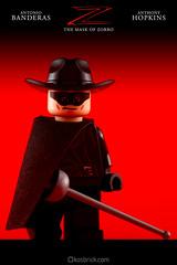The Mask of Zorro by kosbrick