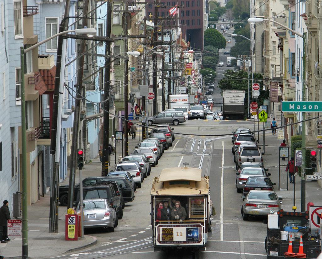 Russian Hills Apartments San Francisco