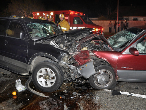 LAFD Rushes to Save 6 After Severe Head-On Collision