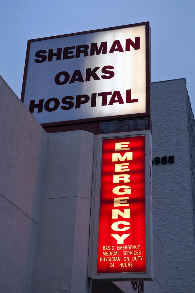 Hospital Emergency Room: Sherman Oaks Hospital Emergency Room