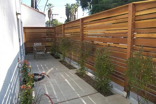 Modern Fence Ideas Amy Stoddard Flickr