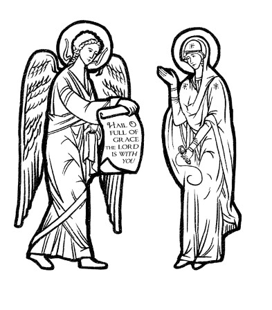 Annunciation | by Lavatican