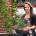 Andrea Jobe, Garden Coordinator