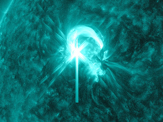 M-Class Flare | by NASA Goddard Photo and Video