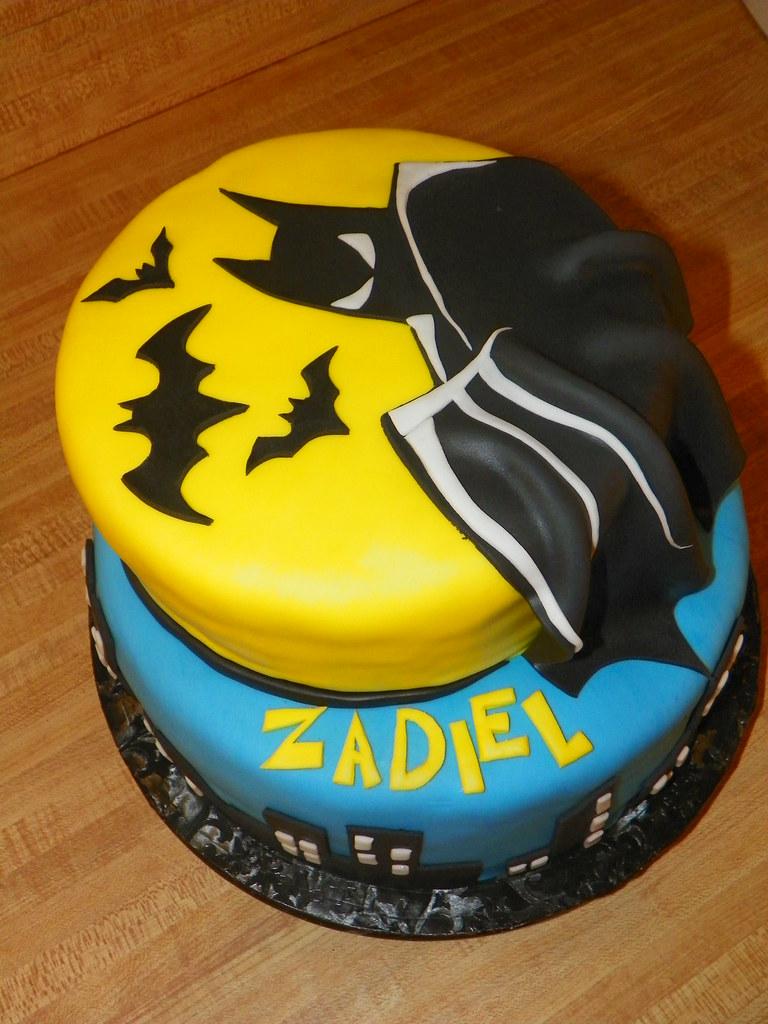 D Batman Cake Pan