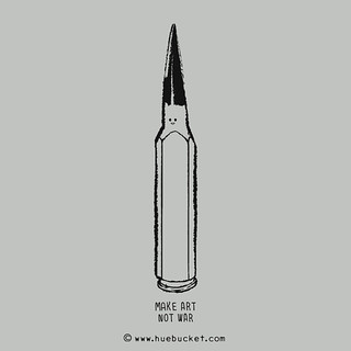 Bullet Pencil | by huebucket