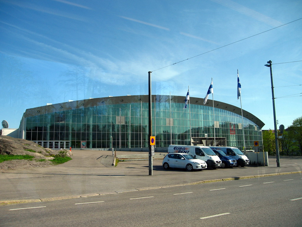 Helsinki Ice Hall