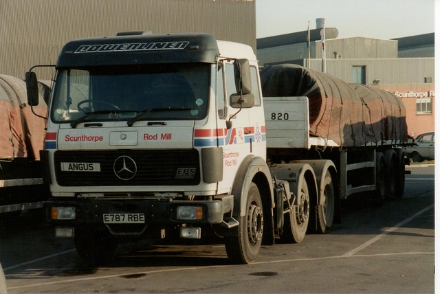 Consolidated land services scunthorpe rod mill e787 rbe for Mercedes benz sugar land service