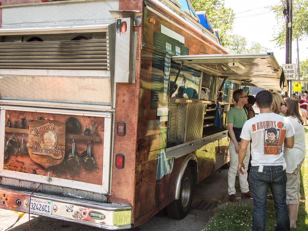 Food Truck Race Cities