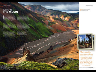 National Geographic Traveller Family Summer 2012 ICELAND | by carltonreid