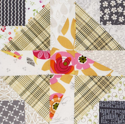 Amitie BOM Gypsy Wife month 4 | by Lynne @ Lilys Quilts