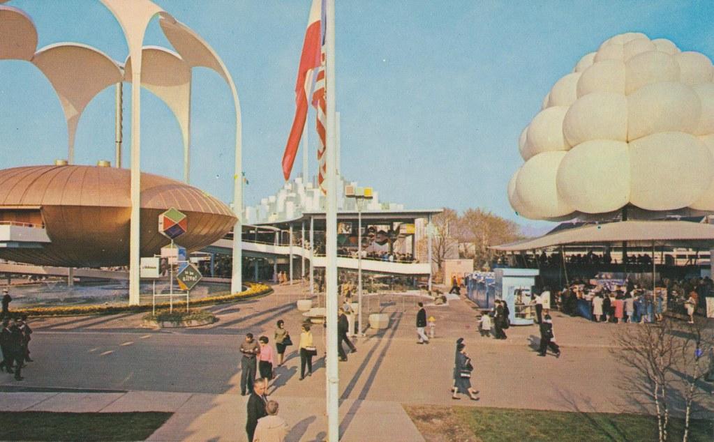 Johnson S Wax Pavilion New York World S Fair 1964 65