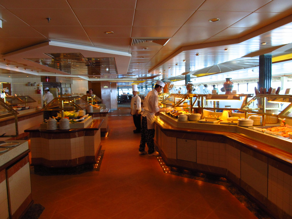Coral Princess | Horizon Court Buffet | Jasperdo | Flickr
