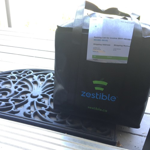 Zestible arrives!