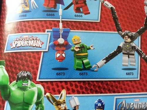 Spiderman lego | by Sara_Hollins