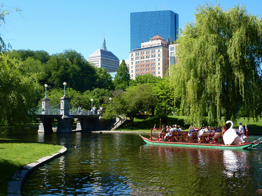 Boston Public Garden, Credit: Tim Grafft/MOTT - The Public G… - Flickr