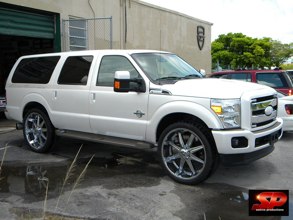King Ranch Ford >> 2011 Ford Excursion | bigirv305 | Flickr