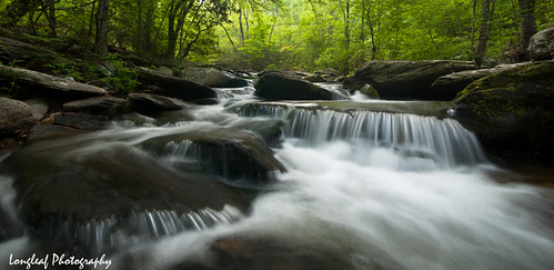 Chinnabee Cascades | by Longleaf.Photography