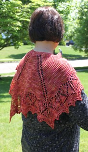 Mother's Day Shawl | by LaureleenKnits