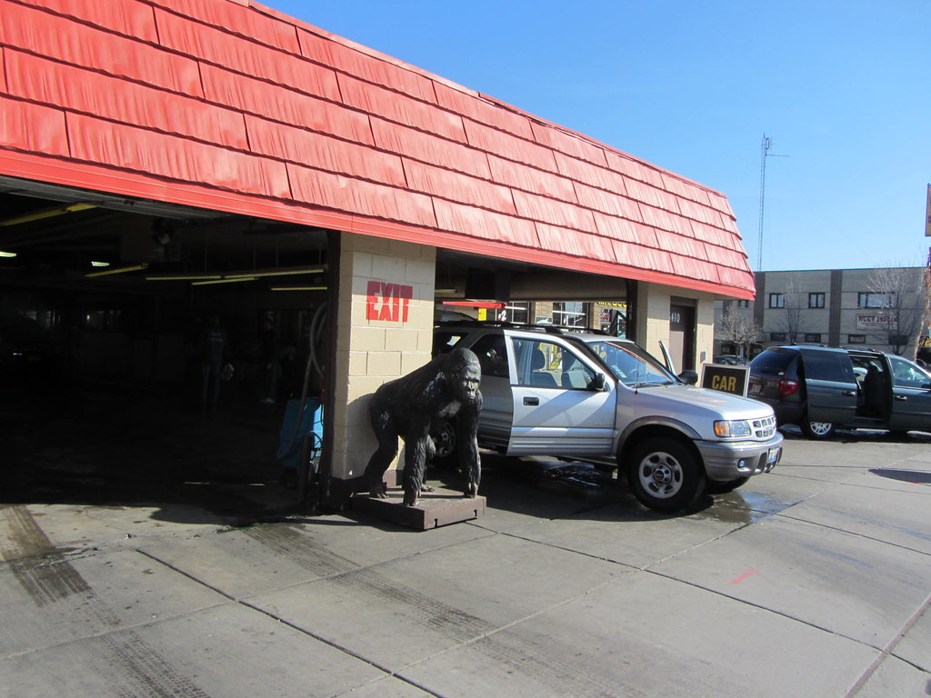 Car Wash Near Wheatfield Indiana