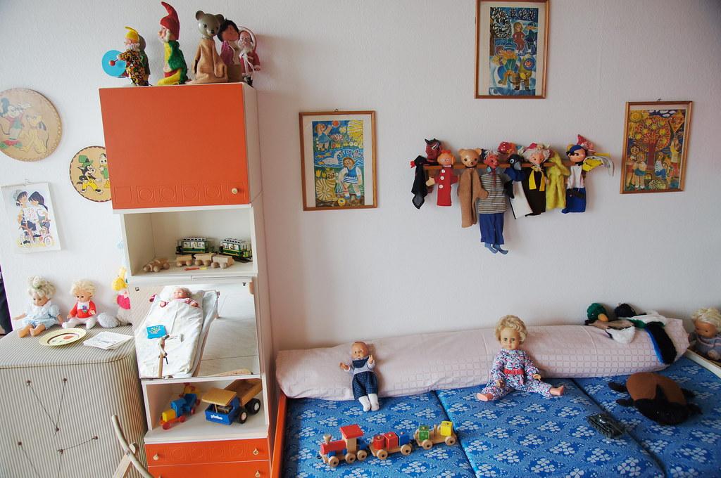 Ddr museum thale kinderzimmer 70er 80er jahre for Kinderzimmer 70er jahre