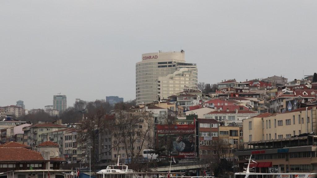 Conrad Hotel Istanbul Location Conrad Hilton Hotel Istanbul