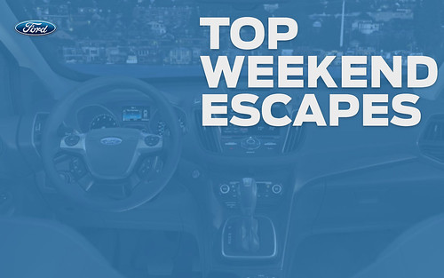 Escape Summer Driving | by Ford Motor Company