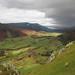 Newlands Valley, Cumbria