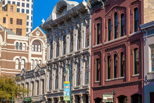 6th Street historic district Austin, Texas | by Ken Zirkel