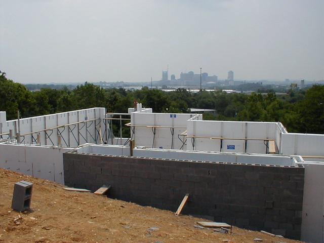 Icf construction nashville insulated concrete forms for Insulated concrete construction