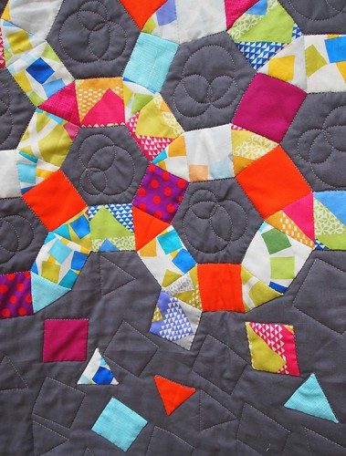 quilting close up | by ImAGingerMonkey