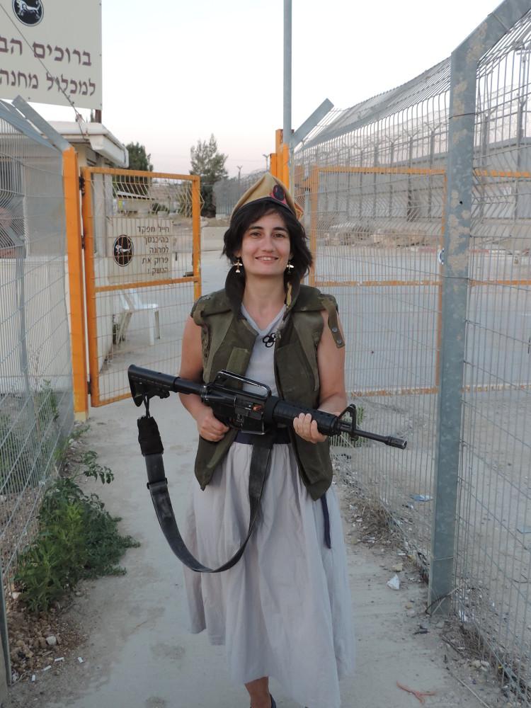 Израильская военщина-2