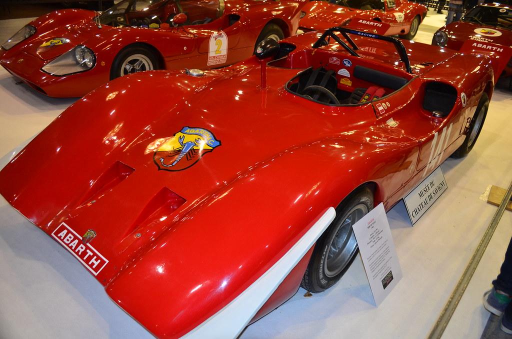 Abarth 3000 SP SE013 1968