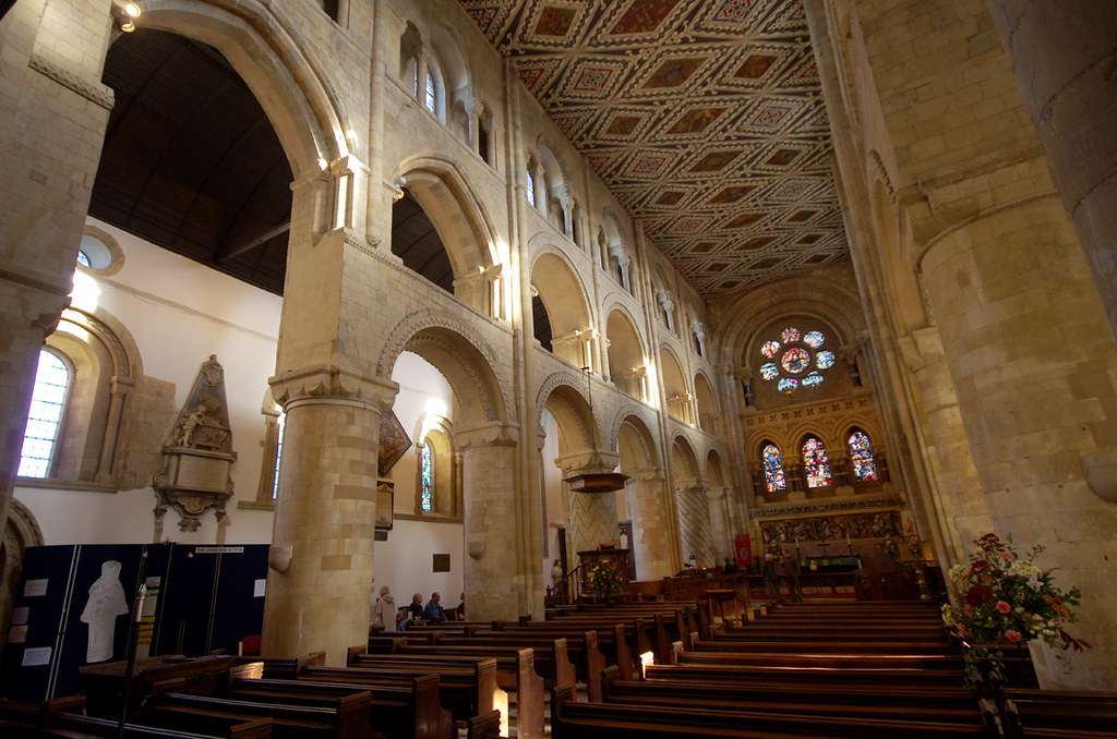 Waltham abbey church essex it was with a sense of surpris flickr for Waltham abbey swimming pool times
