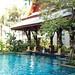 Swimming pool, Novotel Suvarnabhumi Airport Hotel, Bangkok, Thailand