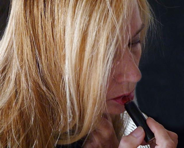 slutty blond stereotype flickr photo sharing