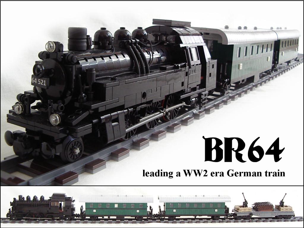 rei REI0033s - German WWII Wehrmacht V2 Transport Set in ...  Wwii Train Car