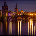 Prague-Karlsbruecke @ Night