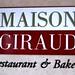Maison Giraud logo